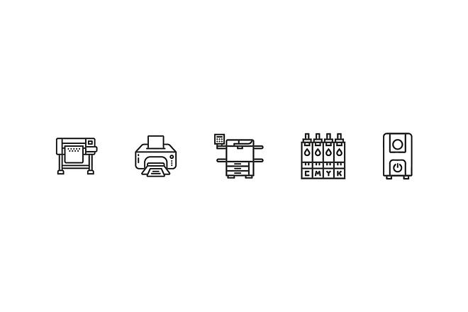 Создам 5 иконок в любом стиле, для лендинга, сайта или приложения 27 - kwork.ru