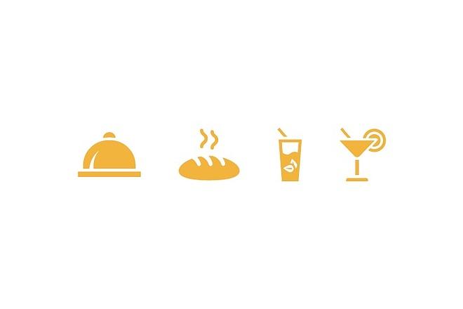 Создание иконок для сайта, приложения 9 - kwork.ru