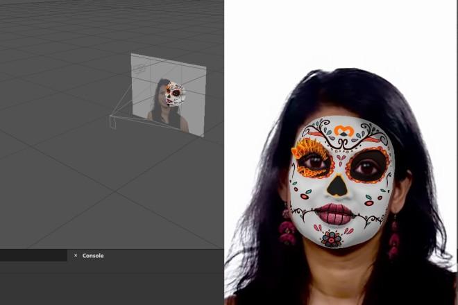 Маски для Инстаграм Эксклюзивные 3Д эффекты Instagram 3D FaceBook VK 3 - kwork.ru