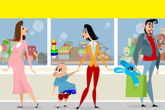 Иллюстрации, рисунки, комиксы 27 - kwork.ru