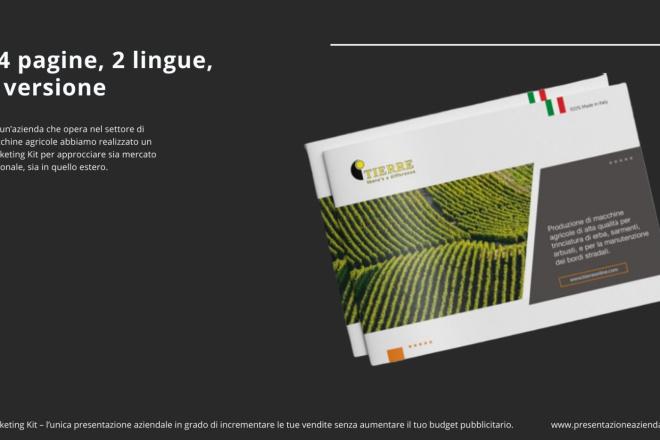 Стильный дизайн презентации 7 - kwork.ru