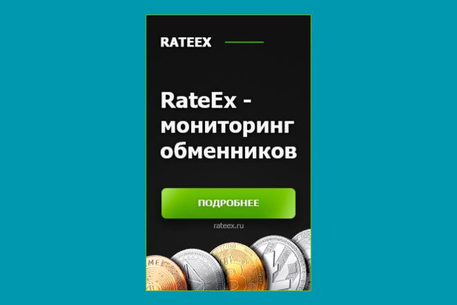 Баннеры для Google Ads 1 - kwork.ru
