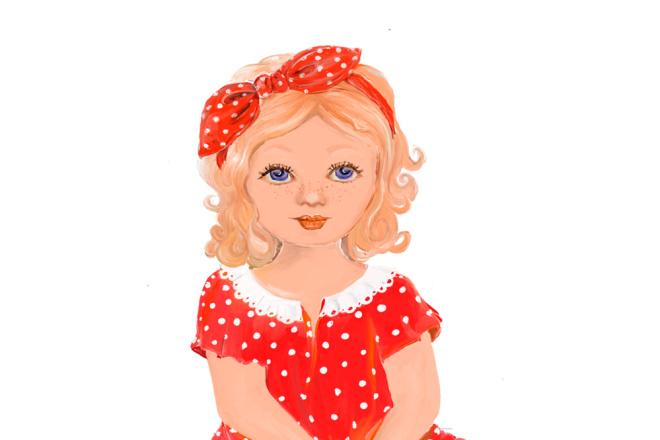 Детские Иллюстрации 3 - kwork.ru