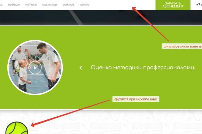 Лендинг для любых целей на Wordpress 11 - kwork.ru