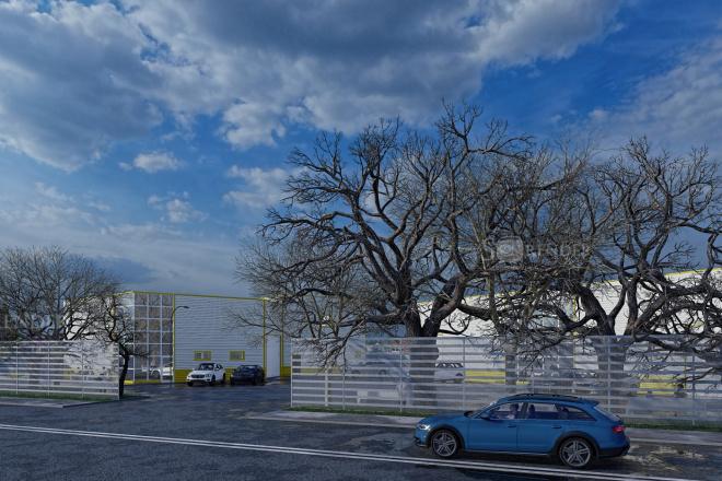 3D Визуализация коммерческих и административных зданий 1 - kwork.ru
