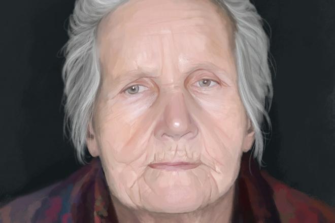 Рисую цифровые портреты по фото 11 - kwork.ru