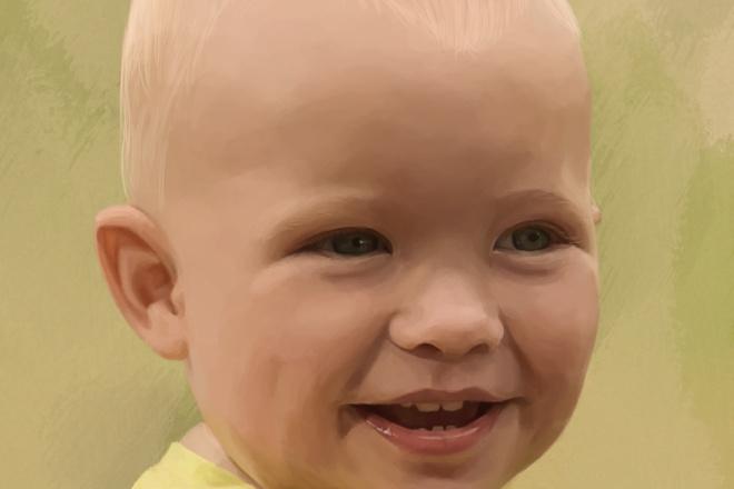 Рисую цифровые портреты по фото 8 - kwork.ru