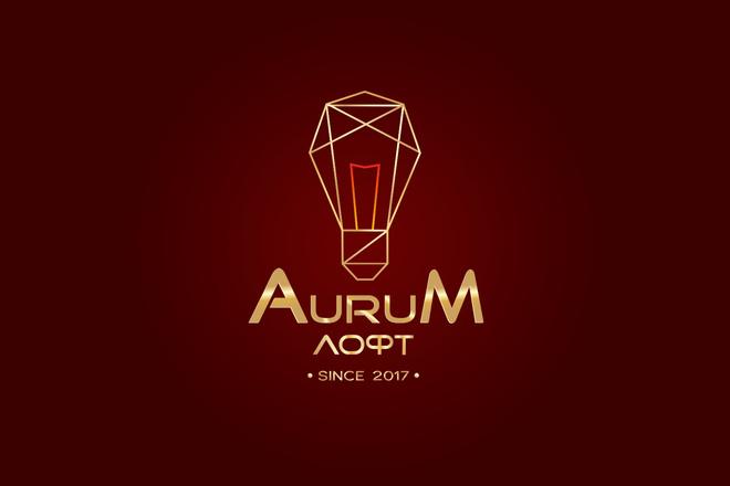 Создам логотип по вашему эскизу 42 - kwork.ru