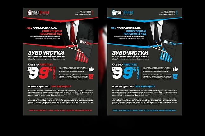 Оформление презентации товара, работы, услуги 96 - kwork.ru