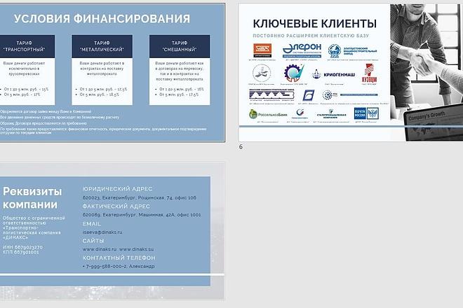 Презентация на любую тему 1 - kwork.ru