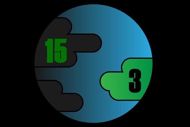 Разработка фирменного логотипа 3 - kwork.ru