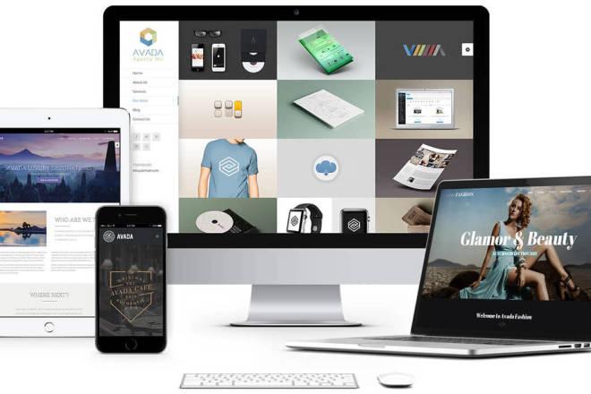 Новые премиум шаблоны Wordpress 42 - kwork.ru