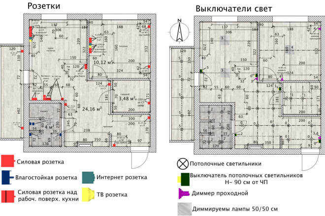 Интересные планировки квартир 12 - kwork.ru