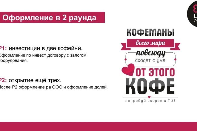 Создание презентации в PowerPoint 3 - kwork.ru