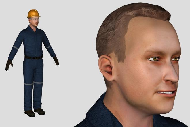 3D моделирование 12 - kwork.ru