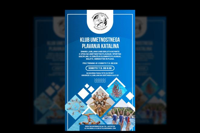 Изготовление дизайна листовки, флаера 28 - kwork.ru