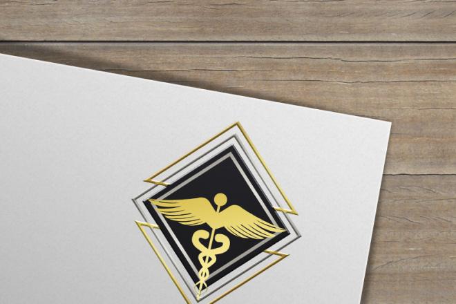 Создам логотип с нуля 7 - kwork.ru