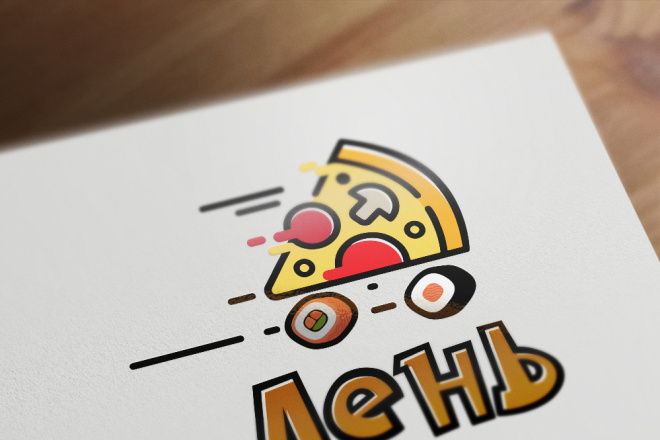 Сделаю логотип в трех вариантах 41 - kwork.ru