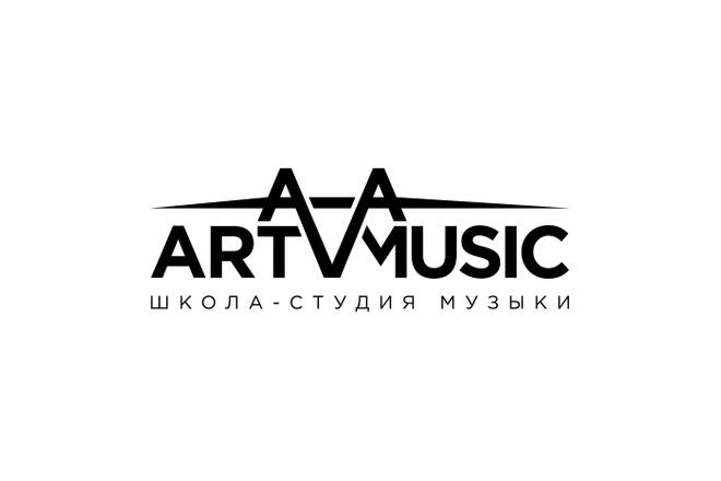 Ваш новый логотип. Неограниченные правки. Исходники в подарок 146 - kwork.ru
