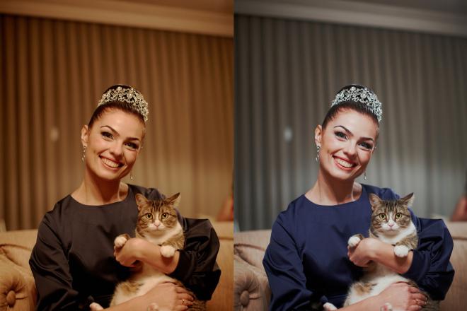 Для проф. фотографов - конвертация фото из RAW в JPG, 100 штук 1 - kwork.ru