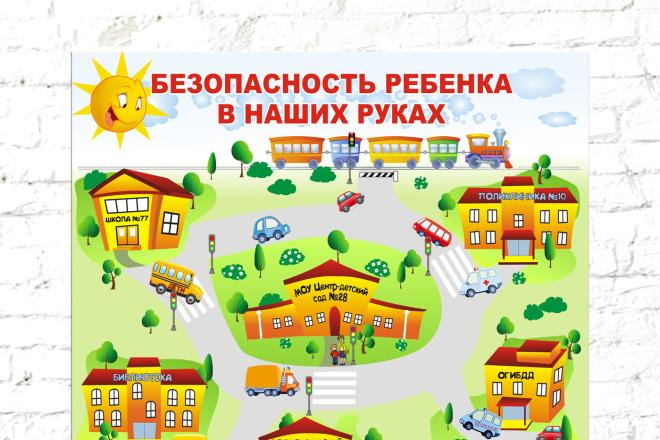 Разработаю макет баннера 3 - kwork.ru