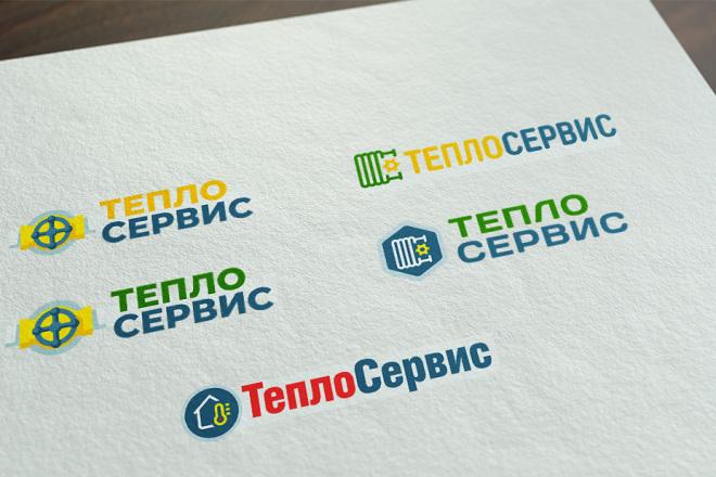 Создам 2 варианта лого + визуализация в подарок 2 - kwork.ru