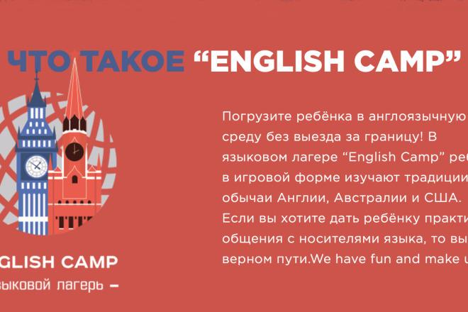 Вёрстка сайтов по доступной цене 36 - kwork.ru