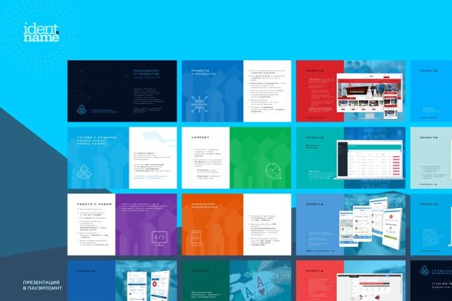 Редизайн или переверстка вашей презентации 2 - kwork.ru