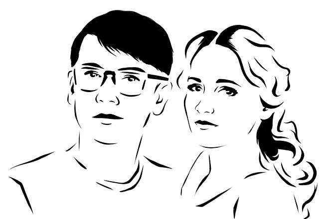 Нарисую портрет в стиле Pop Art,Comics Art, Stik Art 29 - kwork.ru