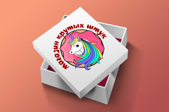 Нарисую логотип в векторе по вашему эскизу 83 - kwork.ru