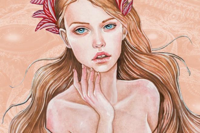 Нарисую портрет в растровой или векторной графике 15 - kwork.ru