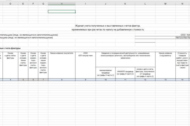 Excel формулы, сводные таблицы, макросы 2 - kwork.ru