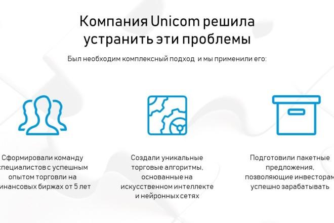 Красиво, стильно и оригинально оформлю презентацию 61 - kwork.ru