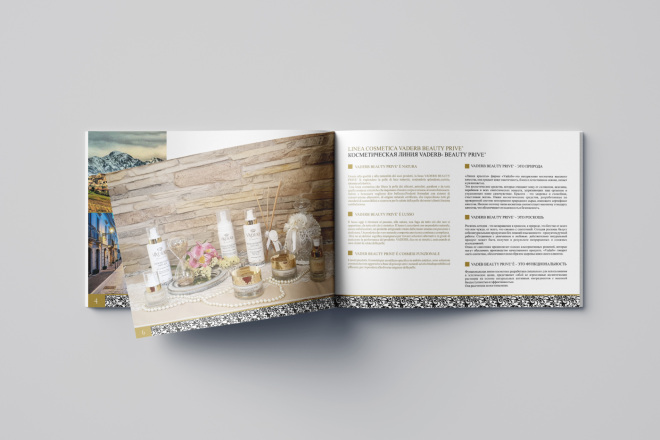 Дизайн брошюры, буклета 7 - kwork.ru
