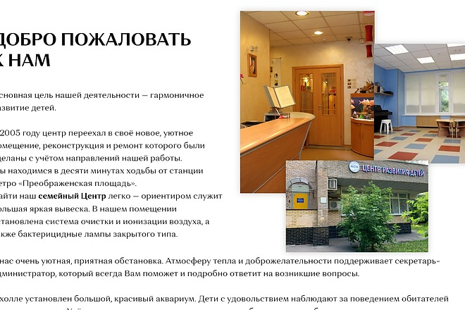 Создание сайта - Landing Page на Тильде 8 - kwork.ru