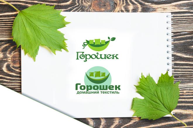 Три уникальных варианта логотипа 24 - kwork.ru