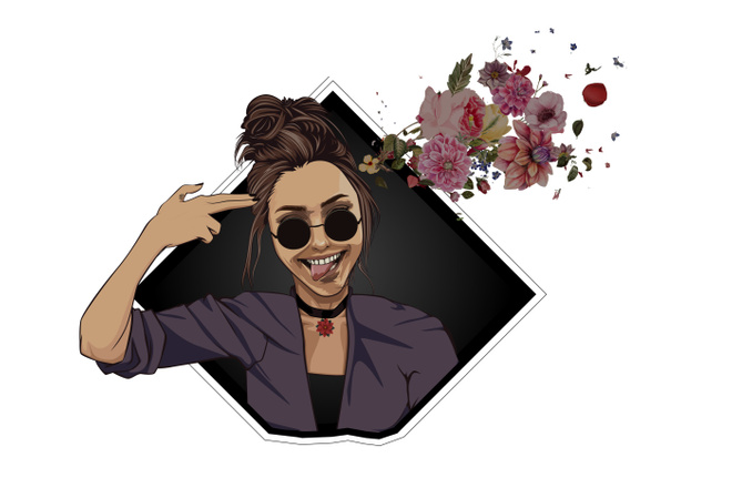 Нарисую иллюстрацию по фотографии 11 - kwork.ru
