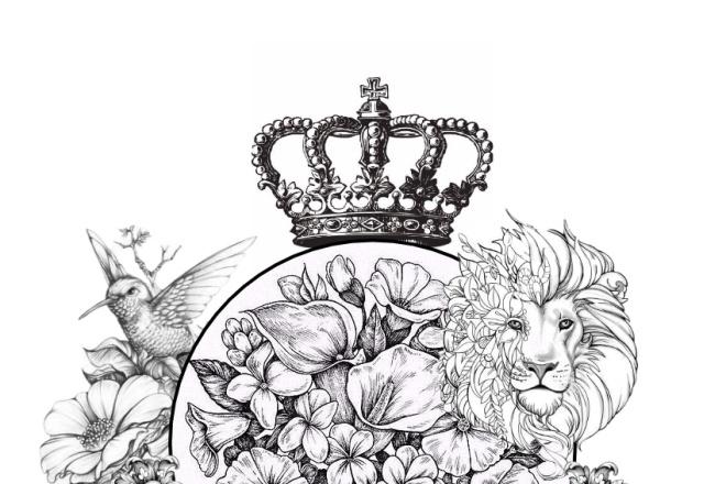 Логотип вашего бренда 1 - kwork.ru
