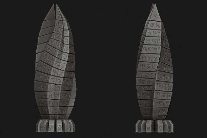 Создам 3D модель для печати или чпу 7 - kwork.ru