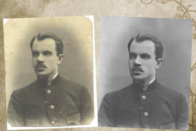 реставрация старых фото иваново