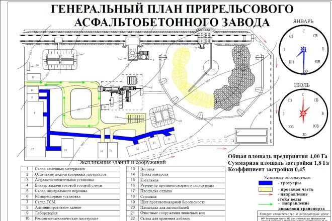 Выполню чертежи в AutoCad 30 - kwork.ru