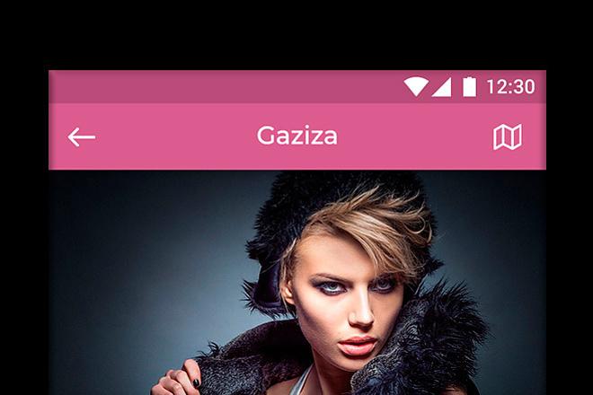 Дизайн android, ios мобильного приложения 11 - kwork.ru