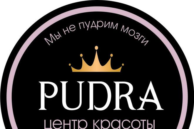 Отрисовка логотипа в векторе по Вашему эскизу 1 - kwork.ru