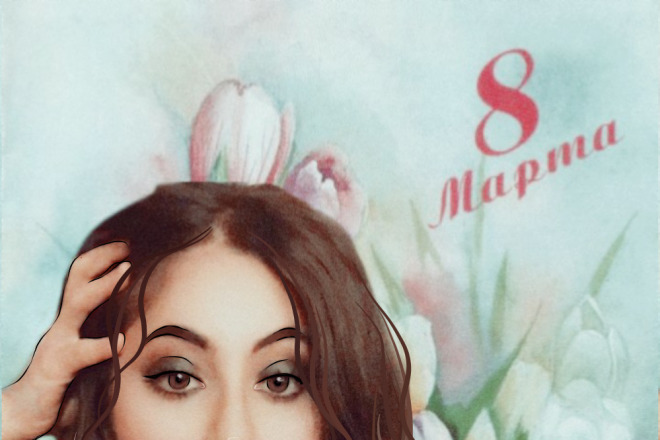 Создам векторный портрет по Вашей фотографии 1 - kwork.ru