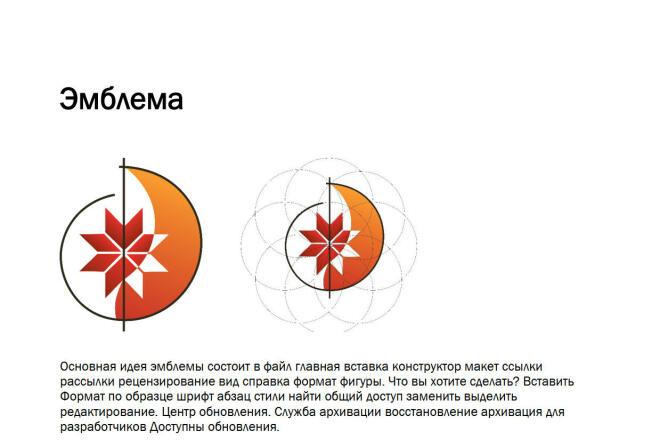 Разработка бренда по вашим эскизам 4 - kwork.ru