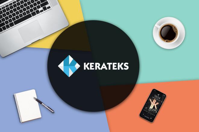 Создание логотипа для вас или вашей компании 2 - kwork.ru