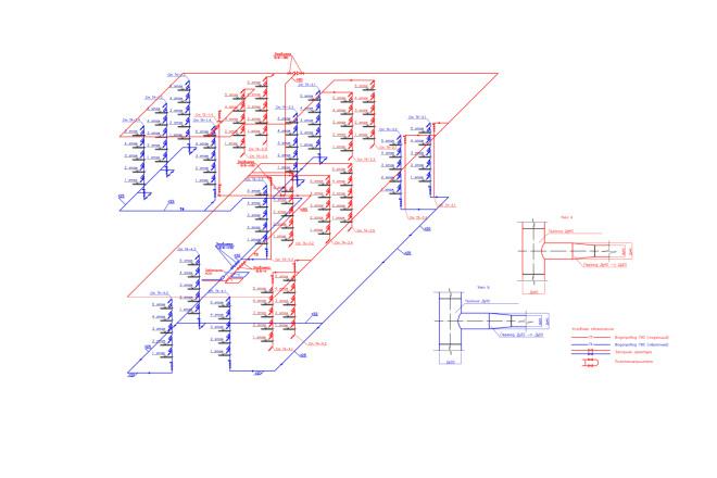 Оцифровка чертежей, планов в DWG, любые чертежи планы,детали 14 - kwork.ru