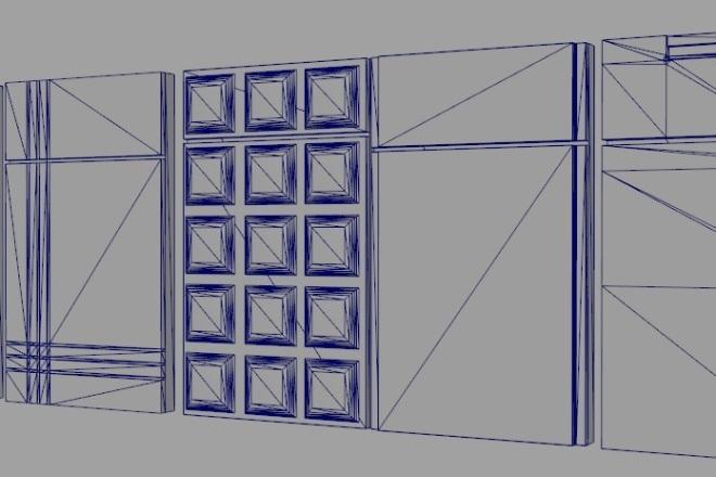 Создам трехмерную модель в формате OBJ 1 - kwork.ru