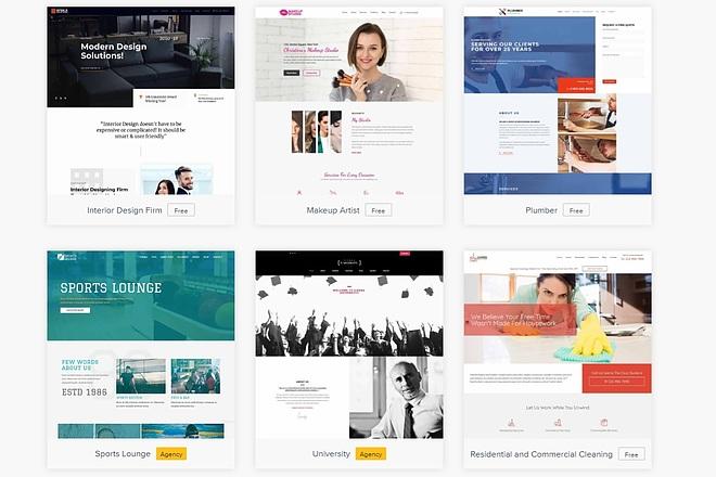 ПАК 1000 шаблонов и дополнений для WordPress 62 - kwork.ru