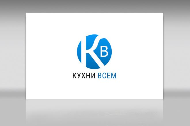 Логотип с нуля. 4 варианта + исходник в векторе + визуализация + бонус 16 - kwork.ru